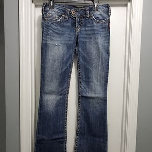 Silver Tuesday Boot Cut Jeans